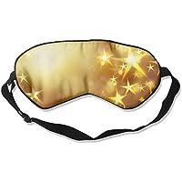 Eye Mask Eyeshade Glittering Stars Sleeping Mask Blindfold Eyepatch Adjustable Head Strap preisvergleich bei billige-tabletten.eu