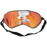 Eye Mask Eyeshade Volcano Polygon Sleep Mask Blindfold Eyepatch Adjustable Head Strap preisvergleich bei billige-tabletten.eu