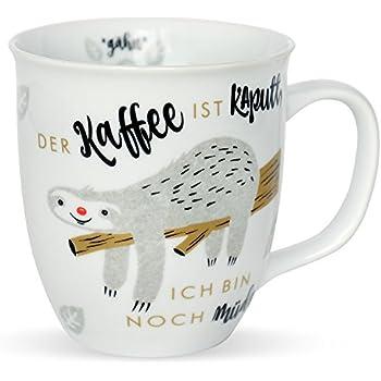 lustig bedruckte tasse mit spruch kaffee redet nicht die perfekte kaffeetasse f r. Black Bedroom Furniture Sets. Home Design Ideas