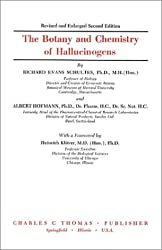 The botany and chemistry of hallucinogens, (American lecture series, publication no. 843. A monograph in the Bannerstone division of American lectures in living chemistry)