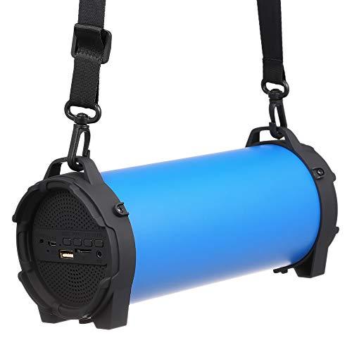 Docooler Smalody SL-10 Drahtlose BT Lautsprecher Outdoor Soundbox 10 Watt Stereo Bass Subwoofer Unterstützung FM Radio TF U Antrieb AUX IN w/Mic Gurtband