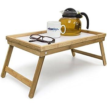 bambus fr hst ckstablett bett tablett serviertisch holz k che haushalt. Black Bedroom Furniture Sets. Home Design Ideas