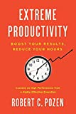 Robert C. Pozen is a business professor who teaches a full course load at Harvard Business School while serving as the full-time chairman of a global financial services firm. He's written six books and hundreds of articles, raised a family with his w...