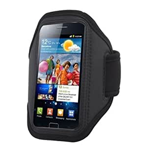 Qungotech Oberarmtasche Sport Bag Arm Case für Samsung Galaxy S2 SII i9100 & Samsung Galaxy S3 SIII