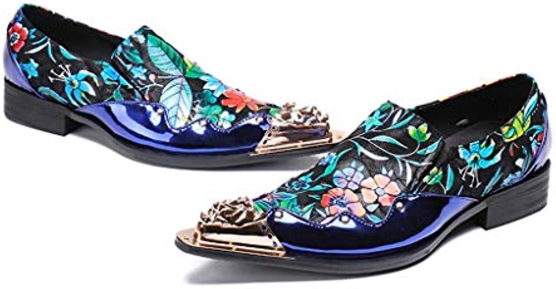 Mr.Zhang's Art Home Men's scarpe Scarpe Casual Casual Casual da Uomo di Coloreee Casual e Traspirante da Uomo | Nuovo design  36db8b