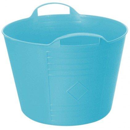 Seau flexible - Panier à linge souple 27 litres
