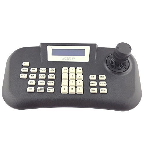 wiseup-ptz-keyboard-controller-with-3d-joystick-for-cctv-speed-dome-camera-pelco-d-p