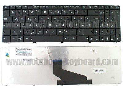 Nexpert Orig. deutsche QWERTZ Tastatur fürr Asus A53 A53S A53SC A53SM A53SV Schwarz DE Neu Achtung: Bei diesem Modell gibt es unterschiedliche Tastatur_Varianten, bitte unbedingt vor den Kauf das Rückseite_Foto vergleichen.
