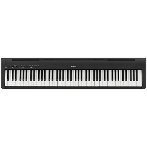 KAWAI ES-100 B schwarz Stagepiano, Digitalpiano Hammermechanik, 19 Sounds, ES100
