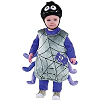Amscan Itsy Bitsy Spider Baby Toddler Fancy Dress Costume Halloween
