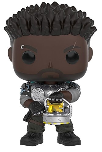 Funko Pop Del Walker (Gears of War 116) Funko Pop Gears of War