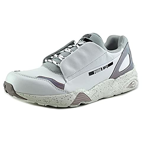 Alexander McQueen By Puma McQ Lace Up Hommes US 11 Blanc Baskets