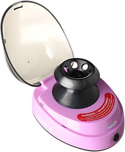 Heathrow Scientific Sprout HD120396 - Mini centrifuga compatta, colore: viola
