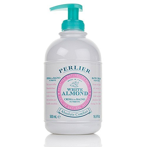 White Almond Bath (Perlier White Almond Absolute Comfort Bath Cream by Perlier)