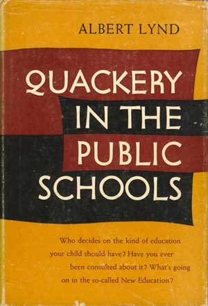 Quackery in the Public Schools