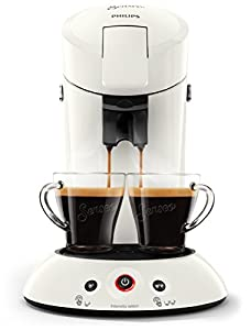 Senseo Original HD6554/10 Padmaschine with Kaffee-Boost white