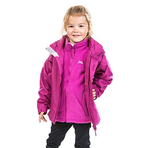 Trespass Skydive Fleece Jacket Kids Unisex