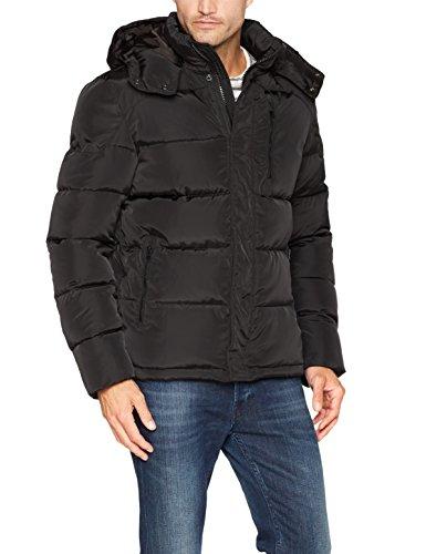 Wrangler Protector Jacket, Giacca Uomo, Nero (Black usato  Spedito ovunque in Italia