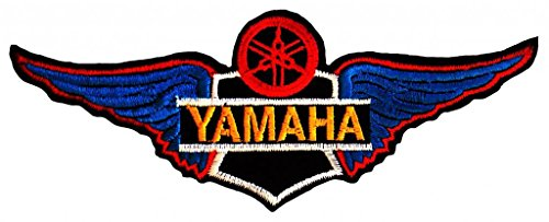 ecusson-yamaha-logo-racing-sponsor-bleu-14x55cm-patches-brode-appliques-embroidery-thermocollant
