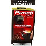 Punchline Three Lane Coffee Vending Machine