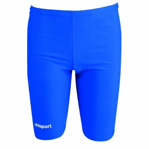 Uhlsport, Pantaloni corti Cosciali 4408, Blu (azurblau), M