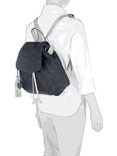 Damen abnehmbarem Rucksack mit SURI Schmuckanhänger Hellgrau Marine FREY TIwqT5