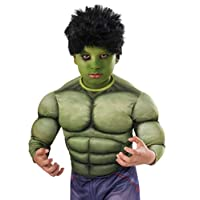 ‏‪Avengers 2 Age of Ultron Child's Hulk Wig‬‏
