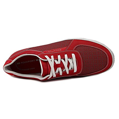 Rockport Harbor Point Low Hommes Synthétique Baskets red