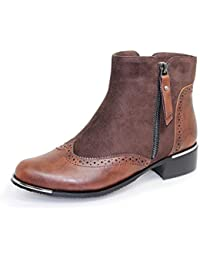 2cea9a7aa853 Amazon.co.uk: Boots - Women's Shoes: Shoes & Bags
