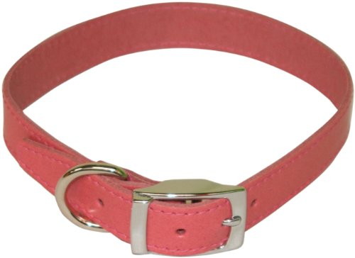 bbd-18-21-inch-plain-leather-collar-pink