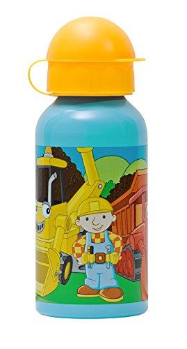 Kinder-Alu-Trinkflasche 400 ml - Bob der Baumeister