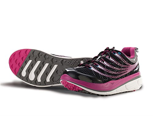Hoka scarpa donna Kailua S trail black/pink/grey (38)