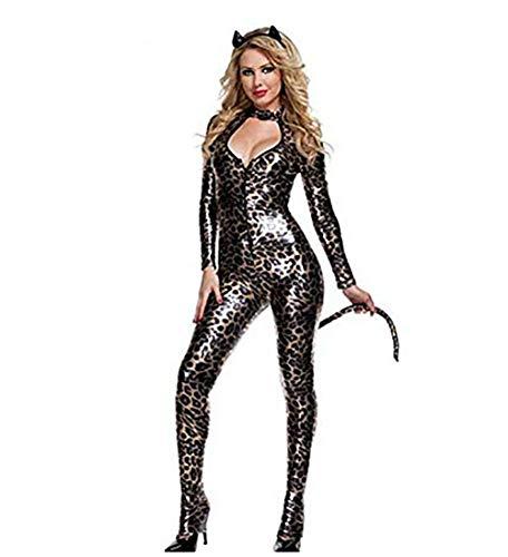 Halloween Kleid sexy Siam heiß stempeln Mädchen Leistung Bühne Kostüm ()
