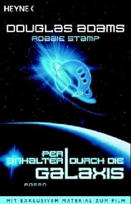 Buchseite und Rezensionen zu 'Per Anhalter durch die Galaxis: Der Roman zum Film' von Douglas Adams