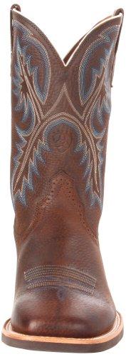 Ariat  QUICKDRAW, Bottes et bottines cowboy homme Brown Rowdy