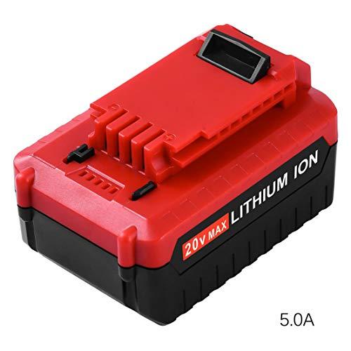 DF-ES Batería de iones de litio de 20 V para cable Porter PCC685L PCCK602L2 PCC600 PCC640 Herramienta...