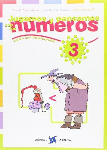 Jugamos y pensamos con los números, 3