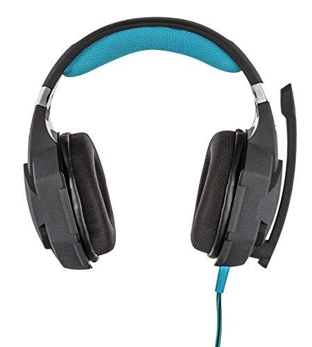 Trust GXT 363 Cuffie da Gioco Surround 7.1 con Vibrazioni Attive dei Bassi 0f637948a7e0