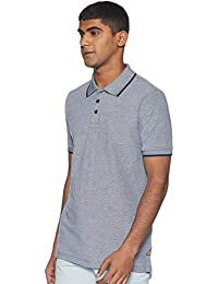 Amazon Brand - Symbol Men's Regular Fit Polo Shirt