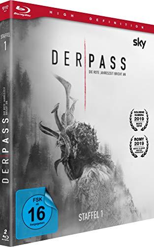 Der Pass - 1. Staffel - Ungekürzte Originalfassung - [Blu-ray]