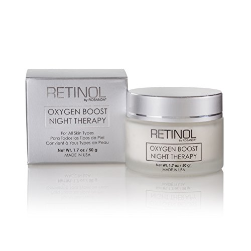 Robanda? Oxygen Boost - Night Therapy For All Skin Types, 60 g by Robanda