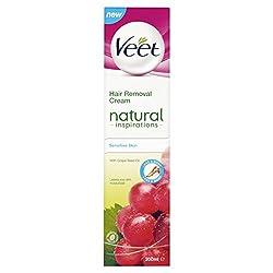 Veet 200 ml Hair Removal Cream for Sensitive Skin