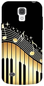 The Racoon debussy tunes hard plastic printed back Case for Samsung Galaxy S4 Mini
