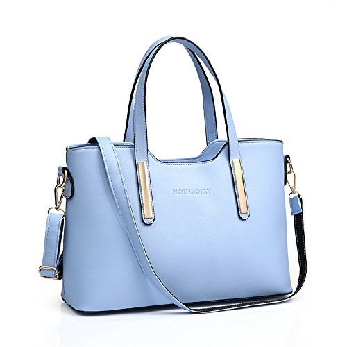 HerHe - Sacchetto donna Azzurro