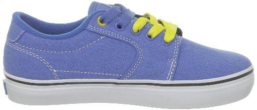 Dvs Convict Kids, Chaussures de skate garçons Bleu (Blue Suede)