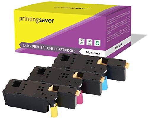 3 CYAN MAGENTA GELB Premium Toner kompatibel zu 106R01627 106R01628 106R01629 für Fuji Xerox DocuPrint CP105B CP205 CP205W CM205B CM205FW CM205F CP215W - Fuji Xerox Laser-drucker