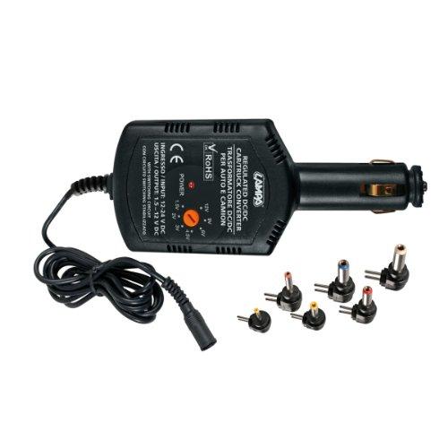 LA_98145 Spannungswandler 12V / 24V, 2,0 A Ausgang: 1,5V, 3V,4,5V, 6V, 9V, 12V