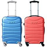 Couple Chariot Cabine Valise Hand Dur Bagages Cabine Size GianMarcoVenturi...