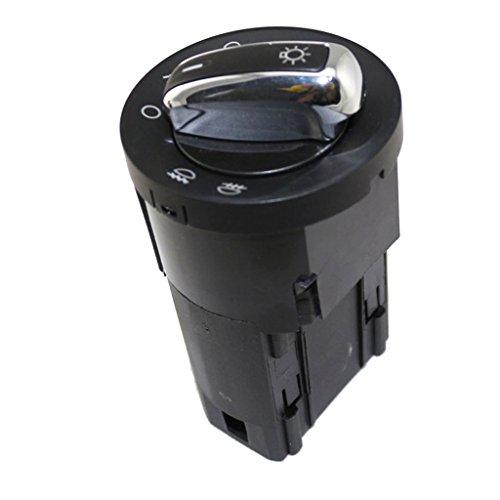 Sengear SENGEAR-CAR-P124 Controller Interruttore di Proiettori Cromato senza Supporto