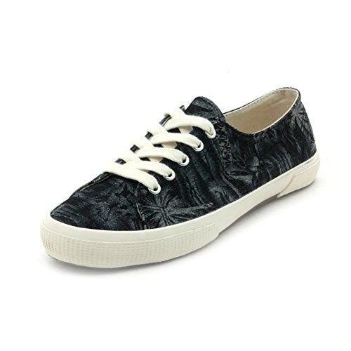 Les chaussures de toile d'automne/Low light chaussures occasionnelles/Air chaussures fond plat B